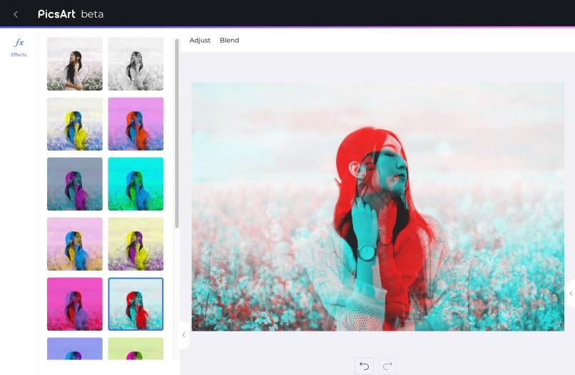 A PicsArt egy sokoldalú fotószerkesztő alkalmazás