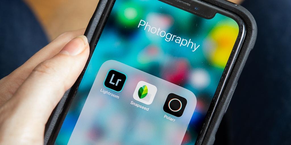 A legjobb iPad és iPhone képszerkesztő programok