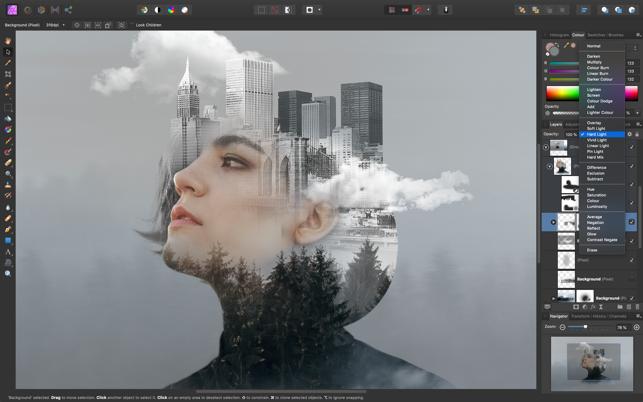 Affinity Photo - A legjobb Windows képszerkesztő programok TOP15 - Kepszerkeszto.com