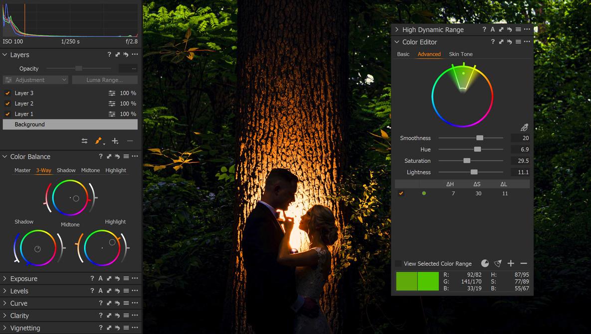 Az Adobe Lightroom könnyen működik iOS-on és Android platformon is