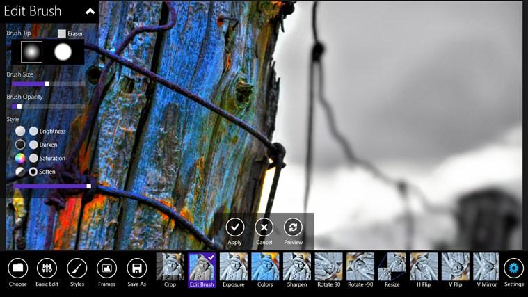 Fhotoroom - A legjobb képszerkesztő Windows 10 -hez - Kepszerkeszto.com