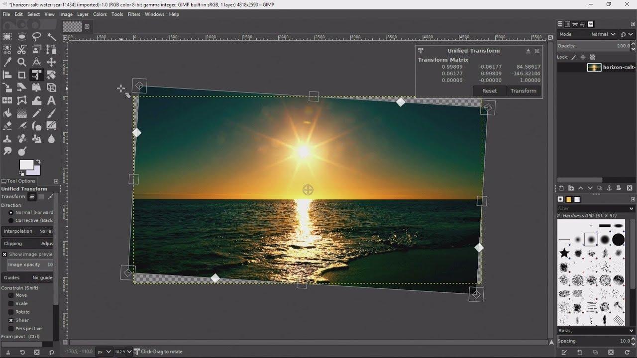 GIMP - A legjobb Windows képszerkesztő programok TOP15 - Kepszerkeszto.com