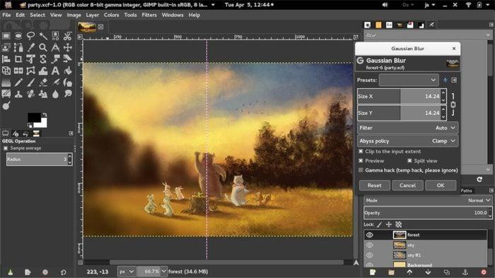 Gimp - A 3 legjobb windows 7 képszerkesztő program - Kepszerkeszto.com
