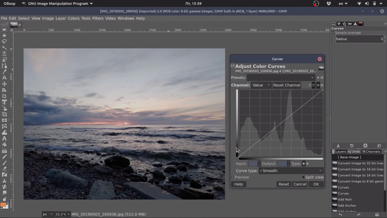 A GIMP a GNU Image Manipulation Program kifejezést jelenti - ingyenes képszerkesztő