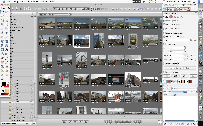 A legjobb Mac képszerkesztő programok - GIMP