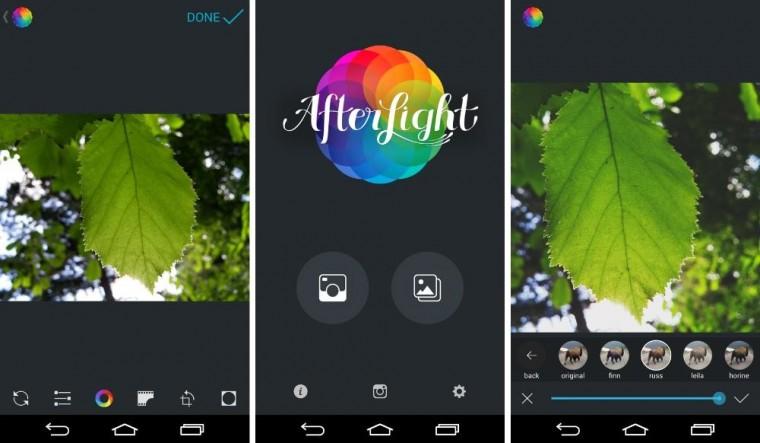 Afterlight - A Top8 ingyenes képszerkesztő alkalmazás mobilra - Kepszerkeszto.com