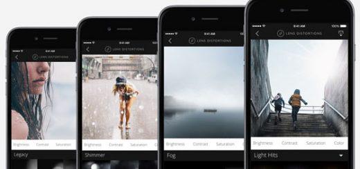 Lens Distortion - A Top8 ingyenes képszerkesztő alkalmazás mobilra - Kepszerkeszto.com