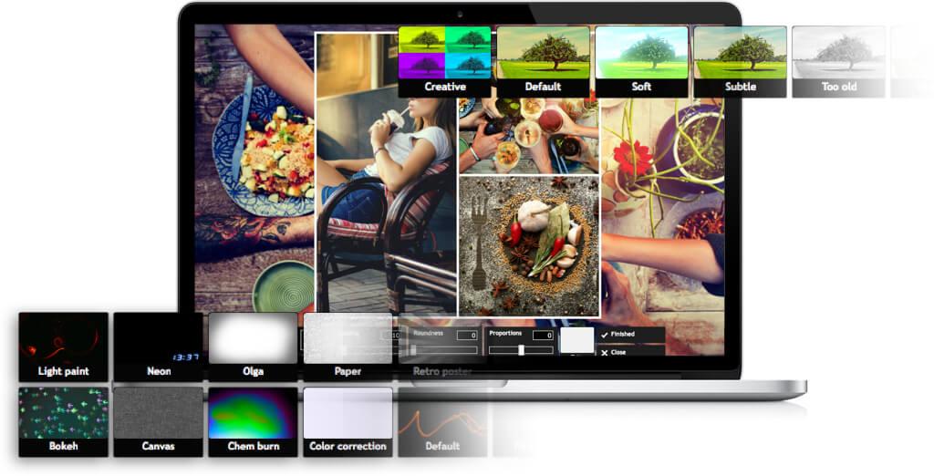 Pixlr ingyenes képszerkesztő program