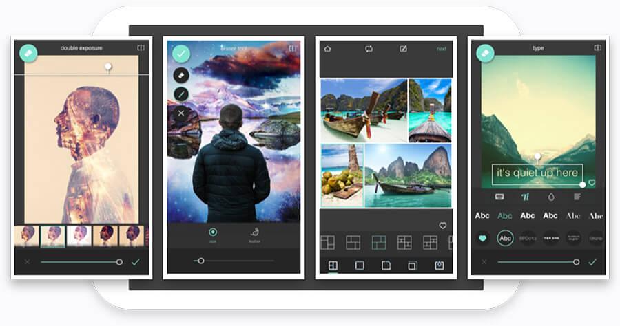 Pixlr készítő képszerkesztő android rendszerre