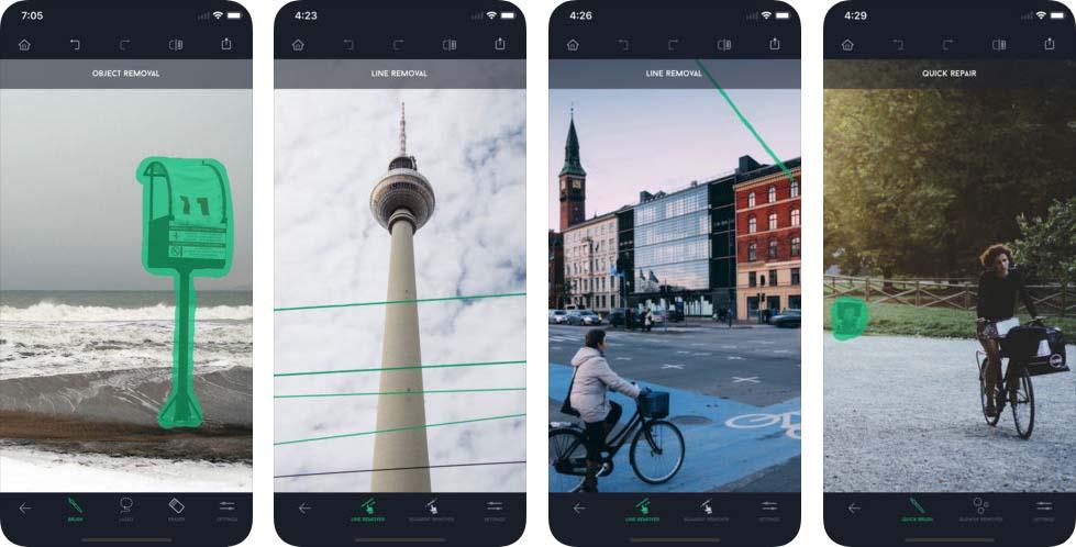 TouchRetouch képszerkesztő android rendszerre