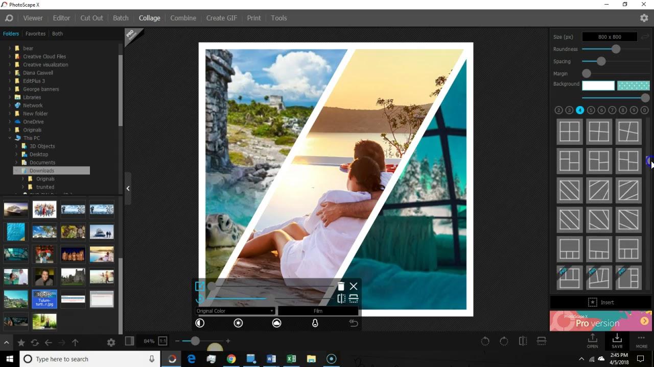 photoscape-x - ingyenes képszerkesztő